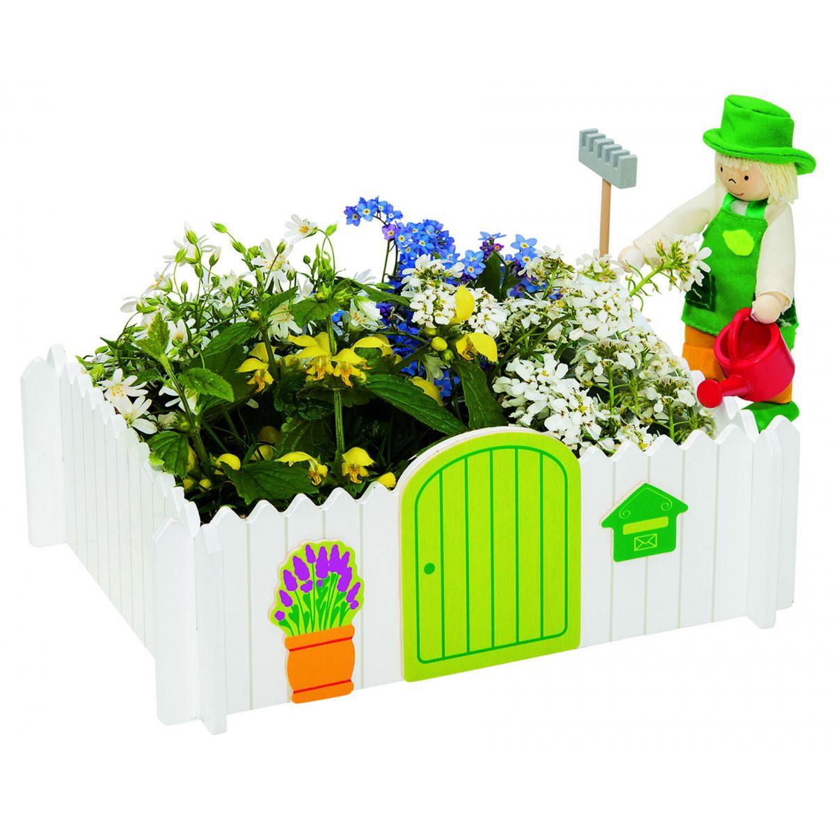 Accessoires jardinier for Jardin de jardiniers