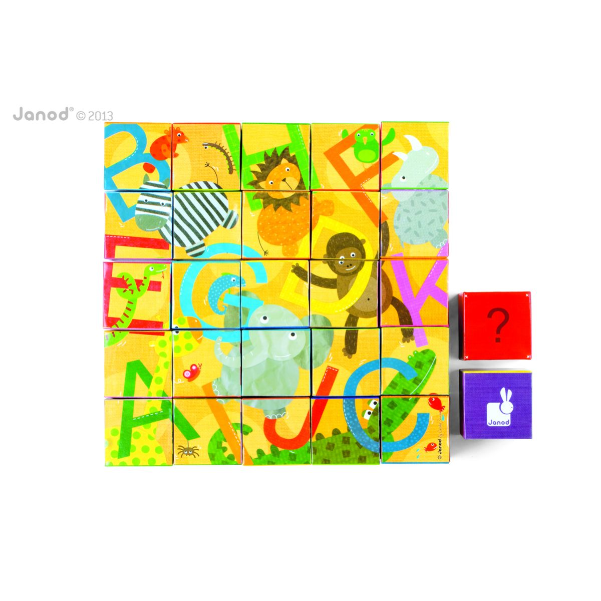 Cubes kubkid alphabet partir de 2 ans sebio for Rehausseur a partir de 2 ans