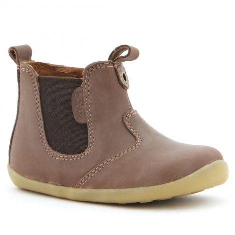 Chaussures Step Up Jodphur Boot Chocolat 721910 Sebio