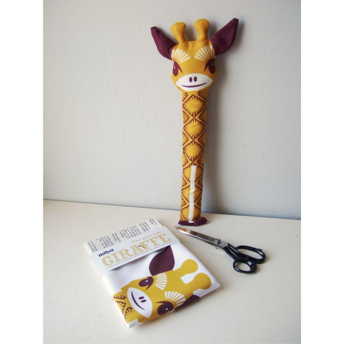 sophie la girafe bio