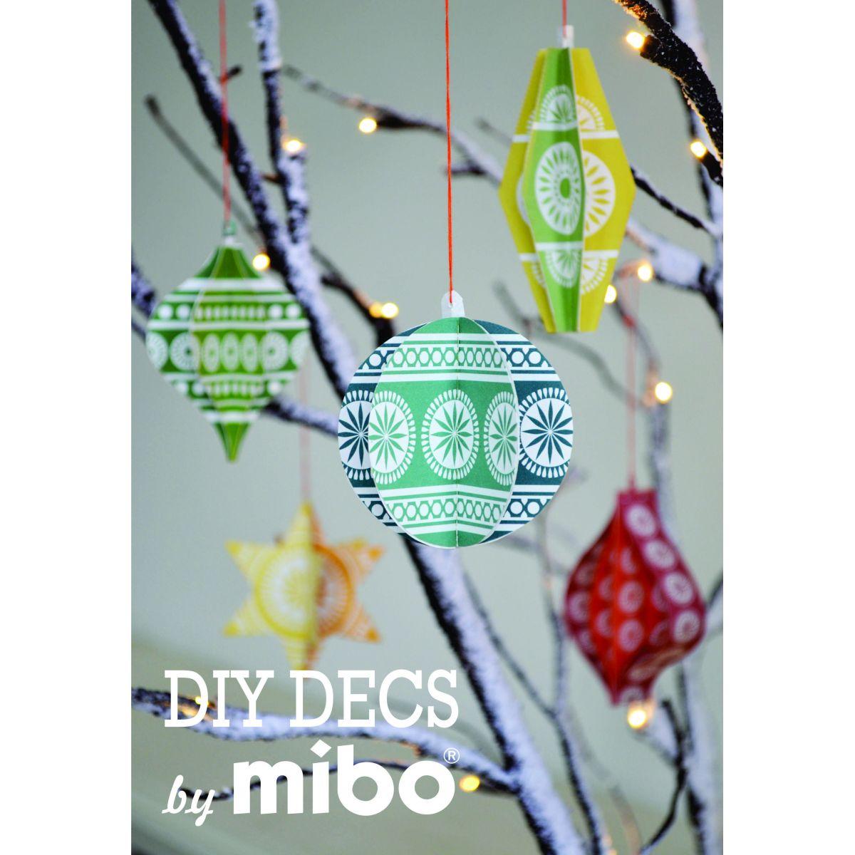 #A8A922 Décorations De Noël DIY (set De 5 Décorations) Sebio 5765 idées décorations noel diy 1200x1200 px @ aertt.com