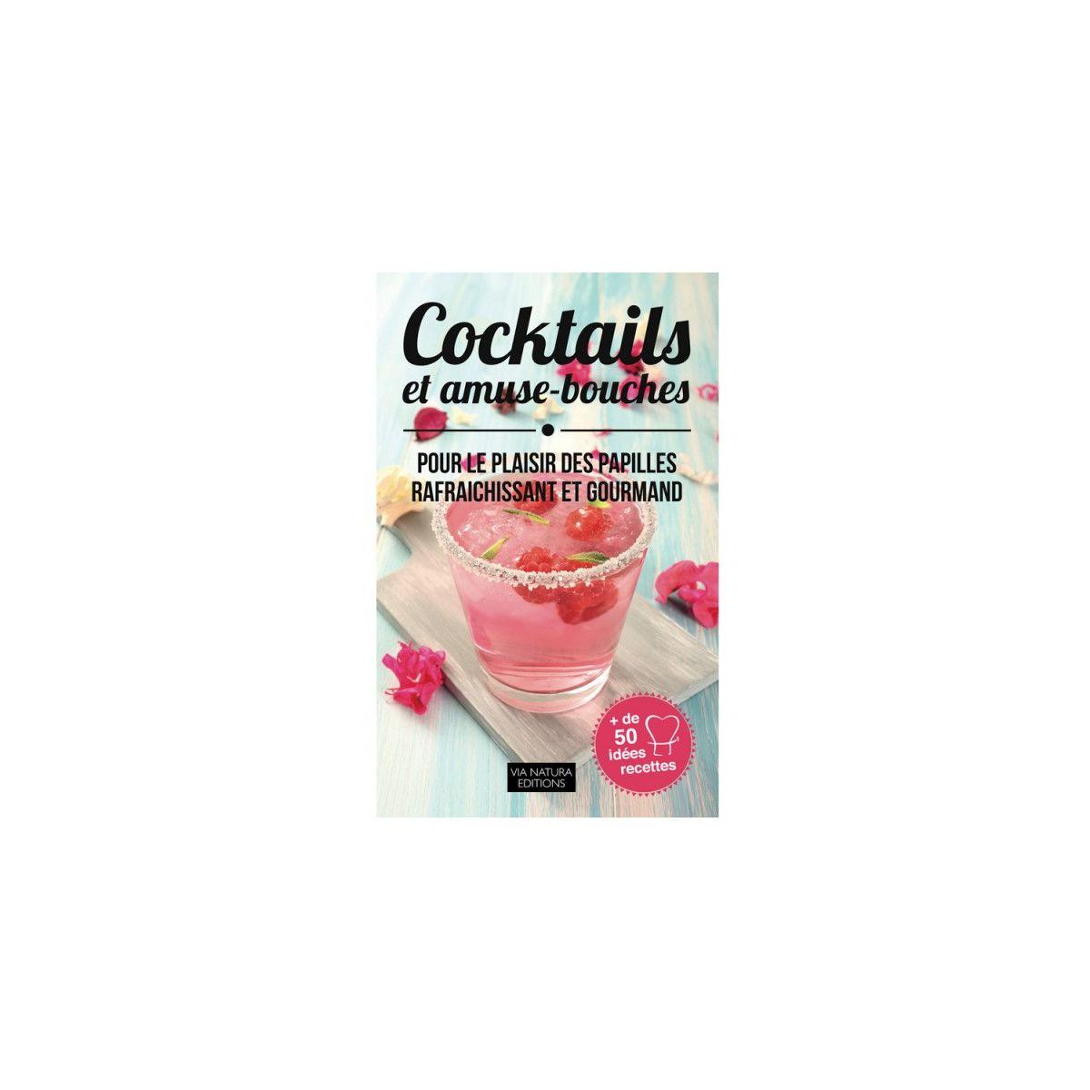 livre de recettes pour cocktails et mises en bouche sebio. Black Bedroom Furniture Sets. Home Design Ideas