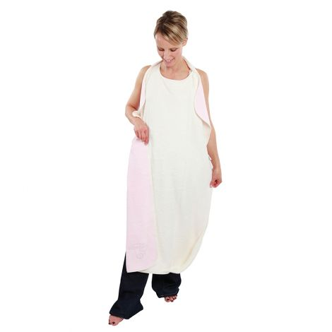 Cape de bain serviette tablier cuddledry originale - Serviette de bain originale ...