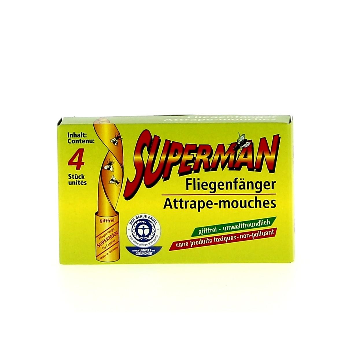 Papier attrape mouches 4 pi ces sebio for Attrape mouche maison