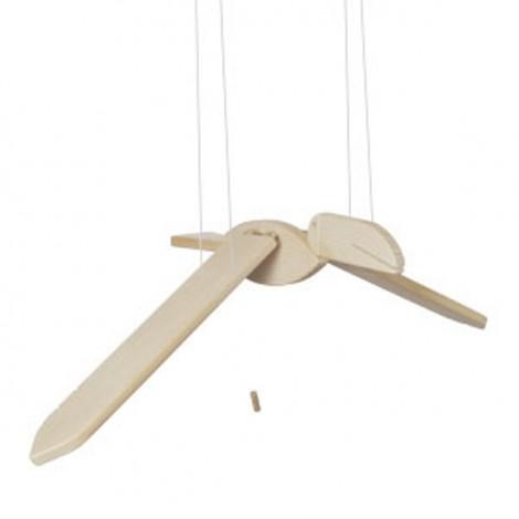toucan volant en bois naturel sebio. Black Bedroom Furniture Sets. Home Design Ideas