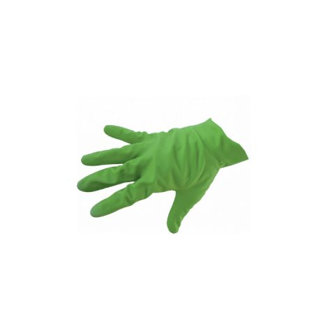 Fabrication de gants en latex