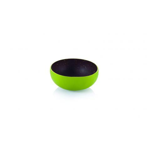 mini bol en bambou kiwi 11 cm sebio. Black Bedroom Furniture Sets. Home Design Ideas