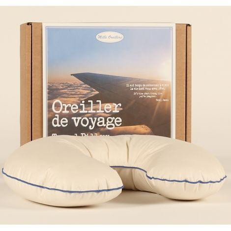 oreiller de voyage sebio. Black Bedroom Furniture Sets. Home Design Ideas