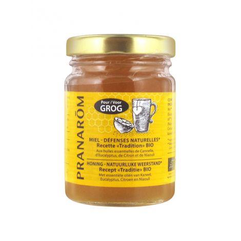 1 pot de miel offert