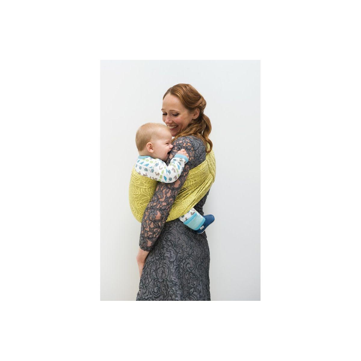 48d174192d82 Echarpe porte-bébé BB Sling - padded - 991 - Marigold - SeBio