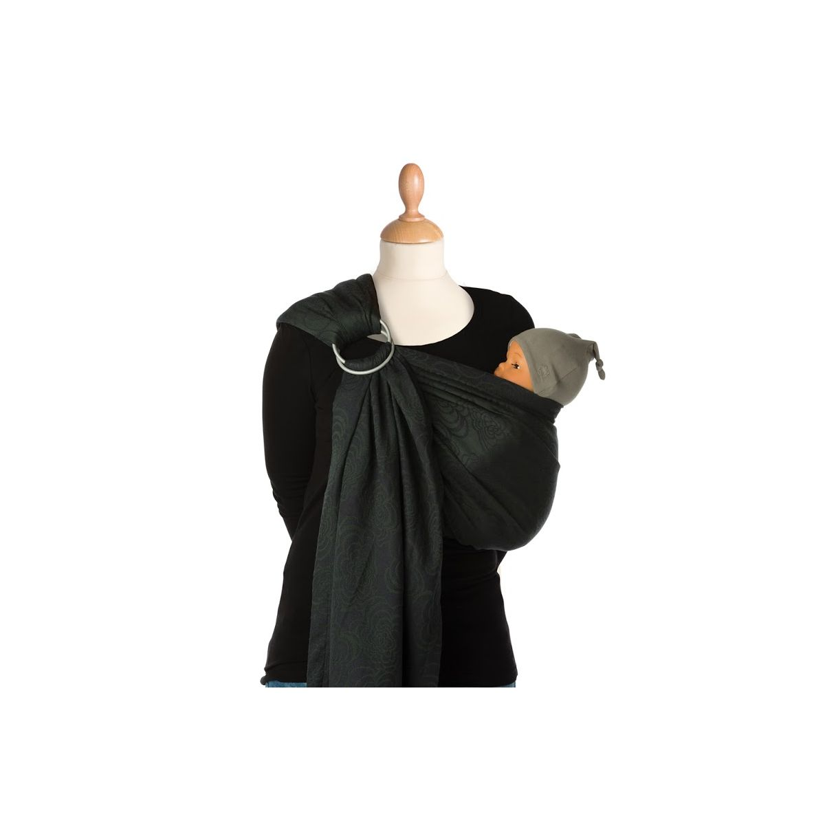 Echarpe Portebébé BB Sling Padded Moonshadow SeBio - Porte bébé sling