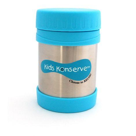 Boîte à repas isotherme en inox Azur 355 ml - SeBio 7ac61db1f459