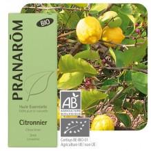 Huile essentielle de Citron zeste BIO - 10 ml