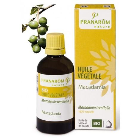 huile vegetale de macadamia
