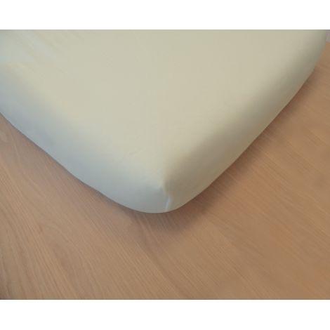 drap housse en coton bio pour lit b b 40x80 cm sebio. Black Bedroom Furniture Sets. Home Design Ideas