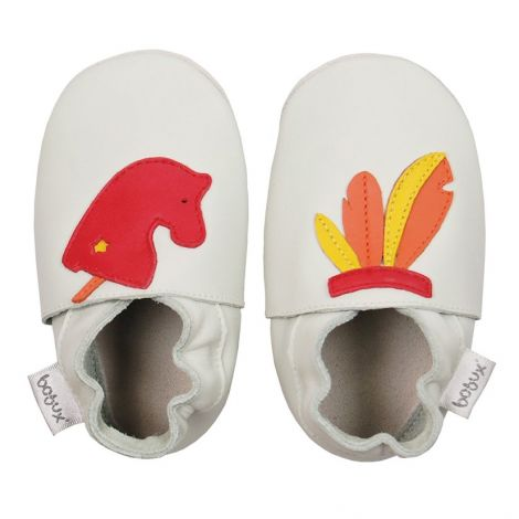 Chaussons 4266 Mint Horse *