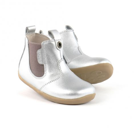 Chaussures Step up - Jodphur Boot Silver 721912