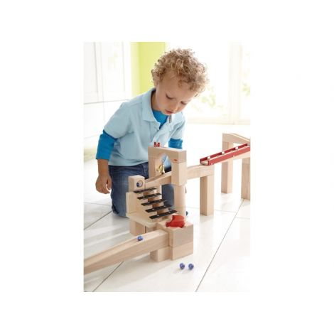 set compl mentaire pour toboggan billes escalier sonore. Black Bedroom Furniture Sets. Home Design Ideas