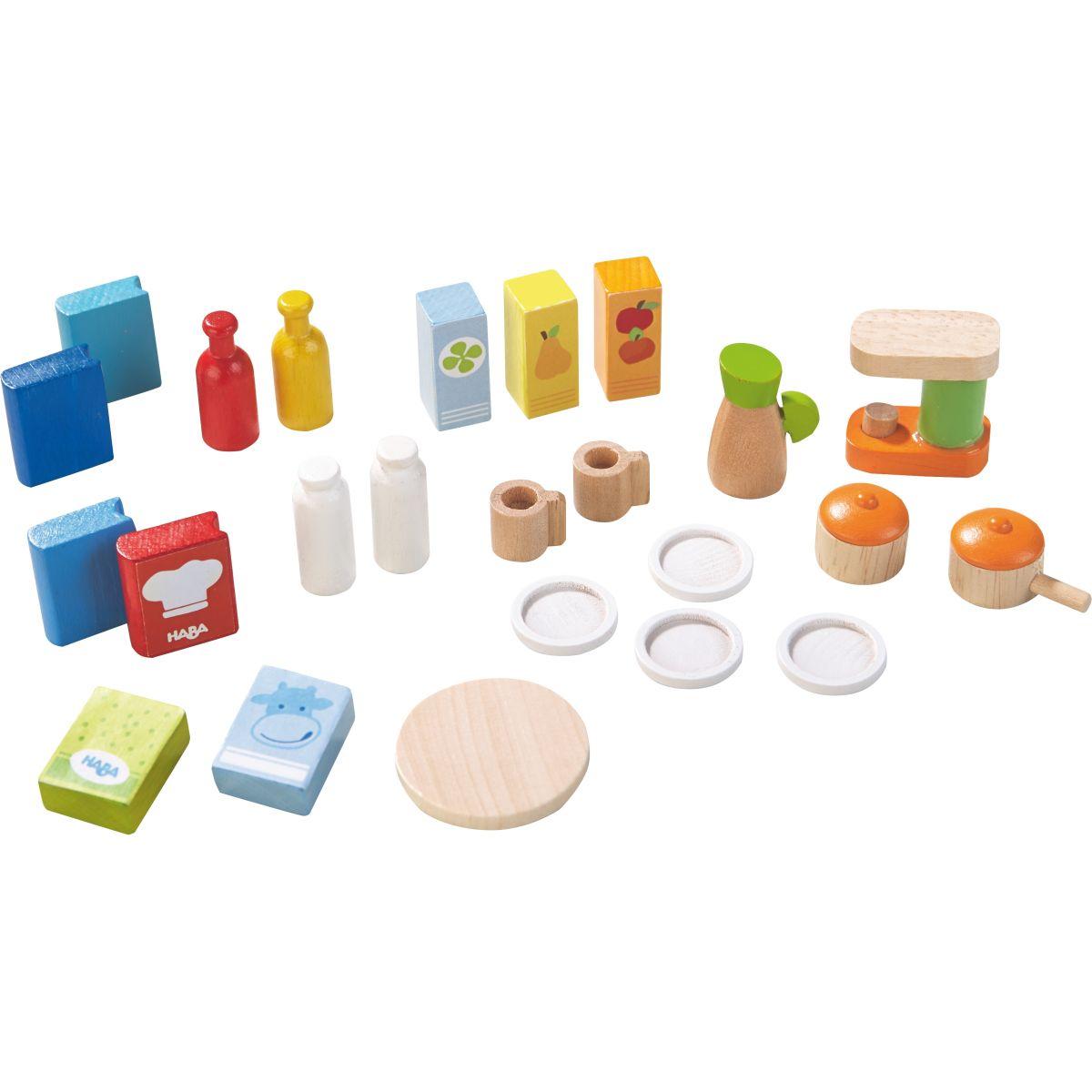 Accessoires pour maison de poup e little friends cuisine for Accessoire maison