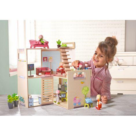 Maison de poupée Villa Matin printanier - Little Friends - à partir . 6098a166d591