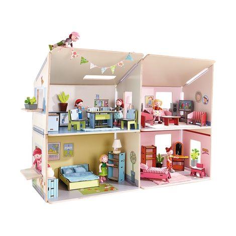 Maison de poupées Villa rayon de soleil - Little Friends - à partir de 3 ans 1f06a1ab4ee7