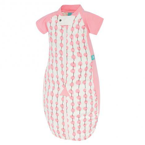 pyjama transformable en sac de couchage pink cherry tog. Black Bedroom Furniture Sets. Home Design Ideas