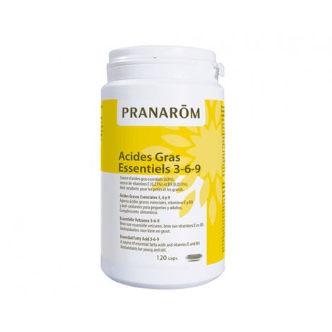 Acides gras essentiels 3-6-9 120 caps