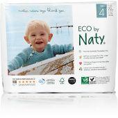 Culottes d'apprentissage écologiques– Taille 4 Maxi/Maxi Plus 8-15 kg (22 pcs)