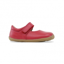 Chaussures Step Up - Mary Jane Rouge 727203