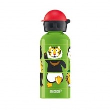 Gourde en aluminium - 400 ml - Zoo Twister