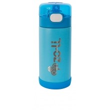 Gourde isotherme Pow Squeak - 300 ml Turquoise