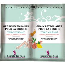 Grains exfoliants pour la douche Tonic vivifiant 2 x 2,5 g