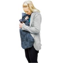 Couverture de portage Flex - Série exclusive en laine -  Classic Herringbone