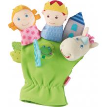 Marionnette de contes de fées 'Prince et princesse' - à partir de 18 mois