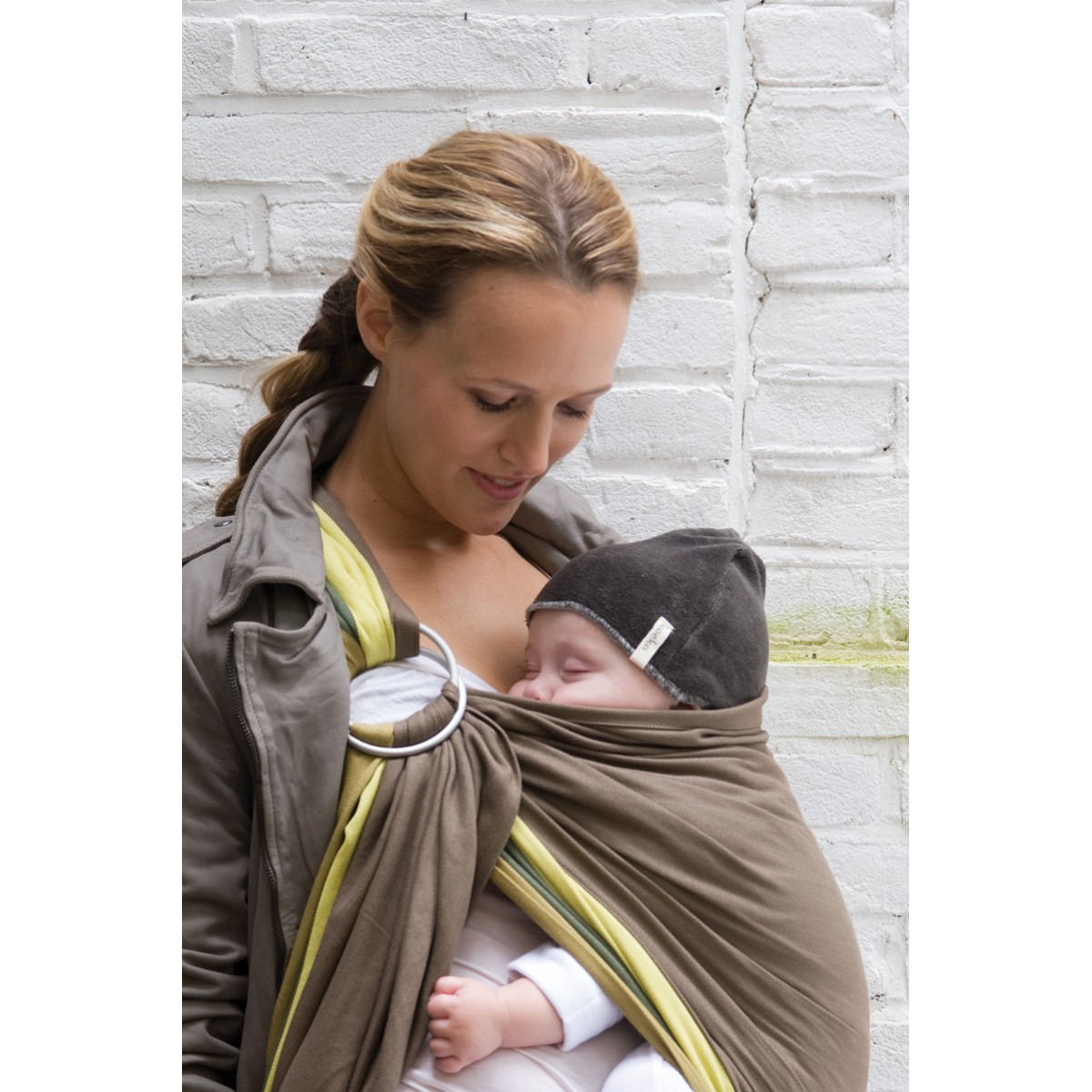 Echarpe porte-bébé BB Sling - padded - 972 - Black Beans. 1 ... 6c63846f85a