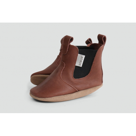 Chaussons 4441 - Jodphur Boot - Toffee