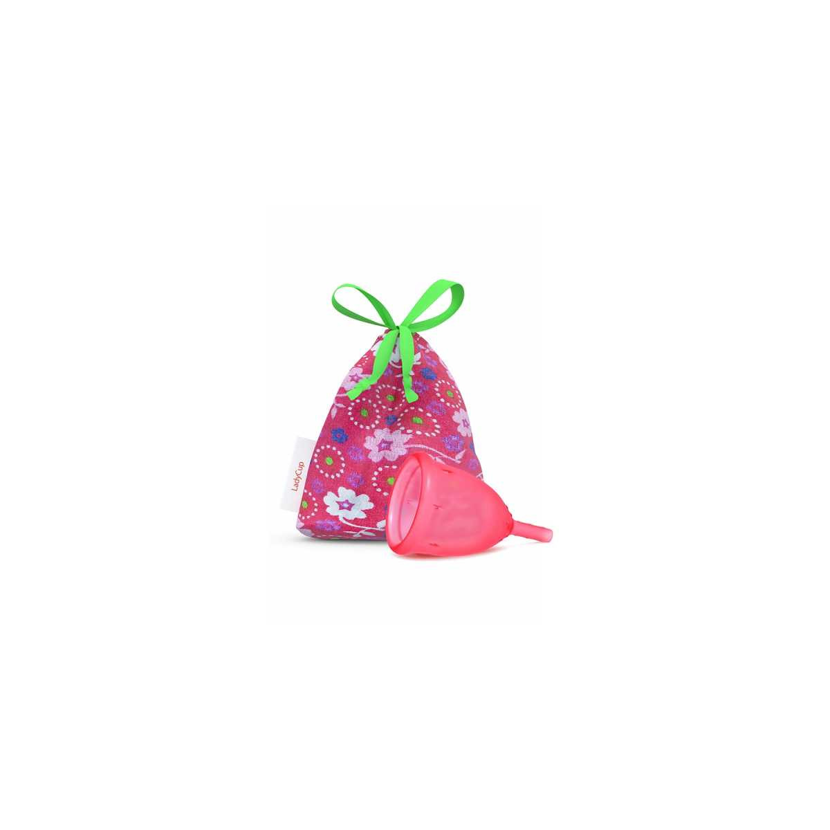 Coupe menstruelle ladycup sweet strawberry sebio - Coupe menstruelle ladycup ...