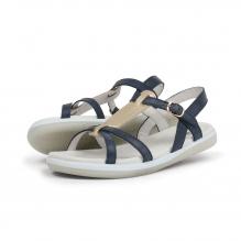 Chaussures KID+ Craft - Pixie Navy + Misty Gold - 833401