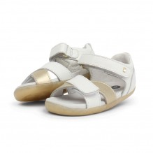Sandales Step Up Craft - Sail White + Misty Gold - 728702