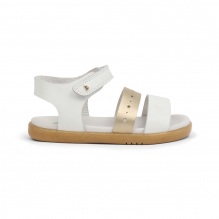 Sandales I-walk Craft - Trinity White + Misty Gold - 633102