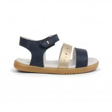 Chaussures I-walk Craft - Trinity Navy + Misty Gold - 633101