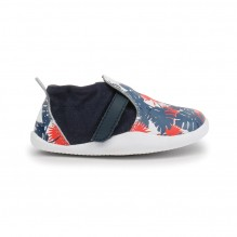 Chaussures Step Up Street - Xplorer Habitat Printed White - 500039