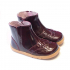 Chaussures I-Walk - Whistle boot Plum 628302