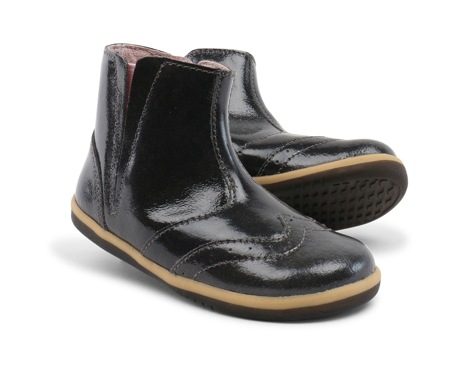 Chaussures I Walk Walk I Gloss Charcol gloss 628305 SeBio cdce4a