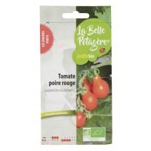 Tomate cerise poire rouge 0,15g - Lycopersicon esculentum L.