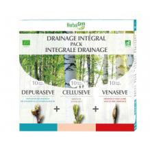 Pack drainage intégral Trio