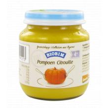 Crème de potiron - 4 mois