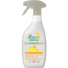 Nettoyant multi-surface en spray Citron Essential - 500 ml