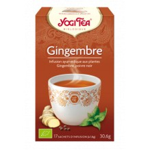 Infusion Gingembre 17 sachets