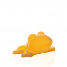 Fred la grenouille  en caoutchouc naturel Dès la naissance